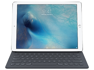 Apple Rolls Out Software Update for iPad Pro Smart Keyboard