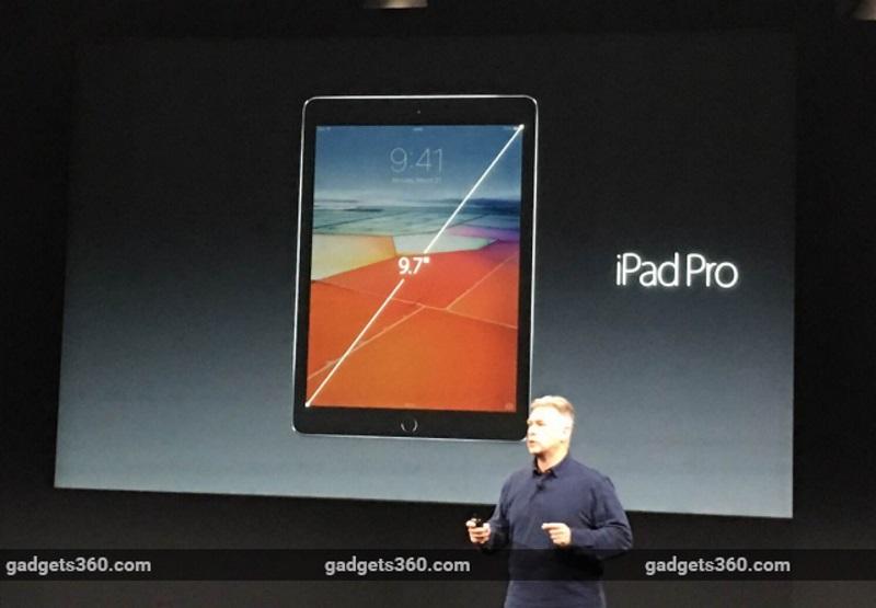 9.7-Inch iPad Pro Launched: Price, Specifications, and More