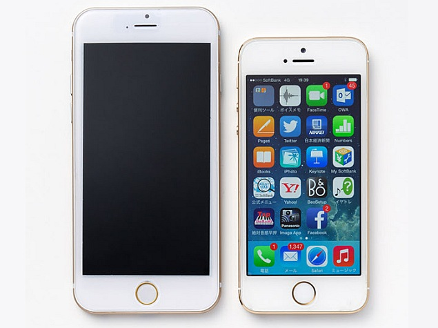 compare iphone 5s and 6 iphone 6 reportedly faces component yield issues alleged 4243