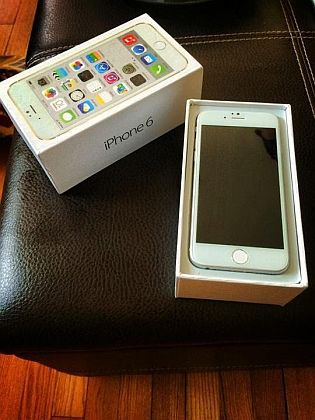 iphone 6 box iphone 6 purportedly pictured in retail packing 11296