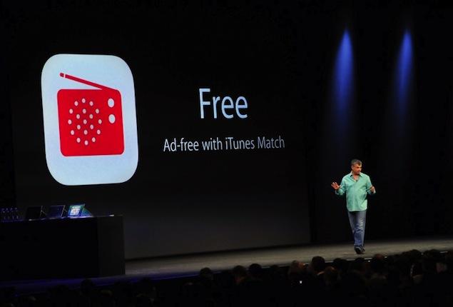 Apple announces iTunes Radio free music streaming service