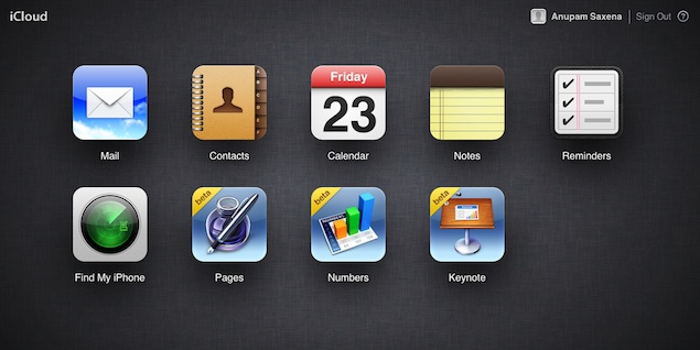 Apple's iWork for iCloud.com beta now available to all users
