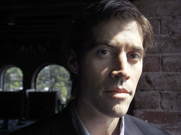 Twitter Tries to Block Images of James Foley Killing