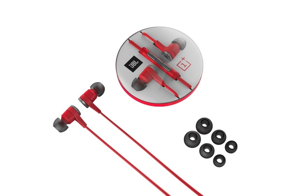 JBL Collaborates With OnePlus on E1+ Earphones for OnePlus One