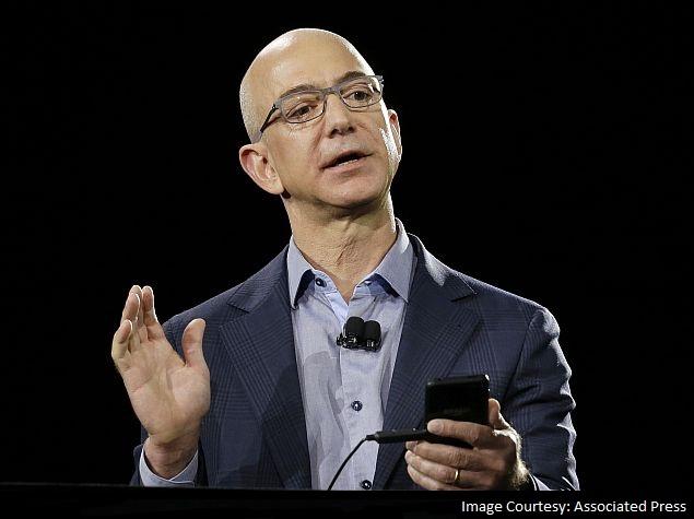Amazon's Chief Sets Phone Goals