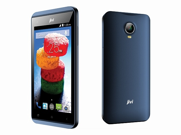 Jivi JSP Q56 Launched as 'India's Cheapest Quad-Core Smartphone' at Rs.