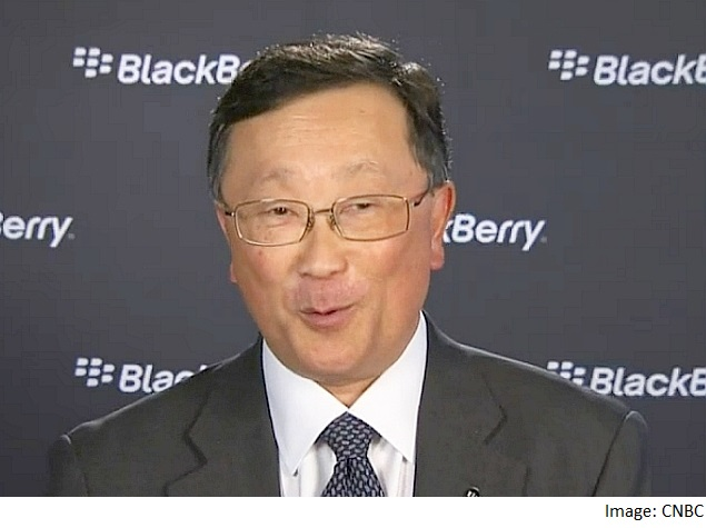 BlackBerry to Build Android Phone Only if It Can 'Find a Way to Secure' It