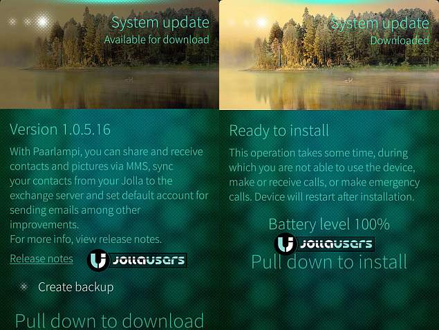 Jolla releases Sailfish OS 1 05 16 update with several new features