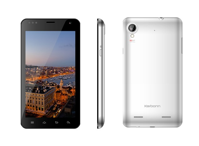 Karbonn launches dual-SIM A30 with Android 4.0, massive 5.9-inch display