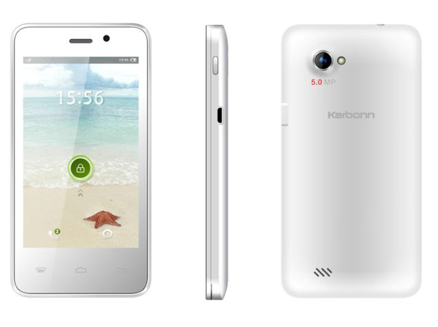Karbonn A99i Dual-SIM Android Smartphone Available Online at Rs. 4,880