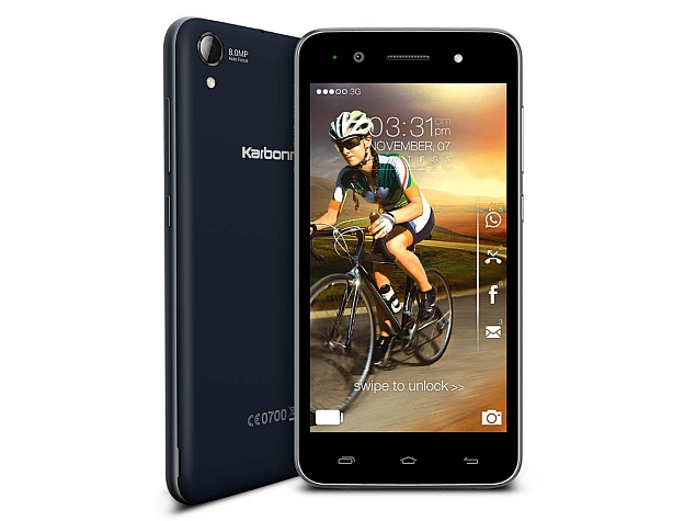 Karbonn Machone Titanium S310 With 4.7-Inch HD IPS Display Launched