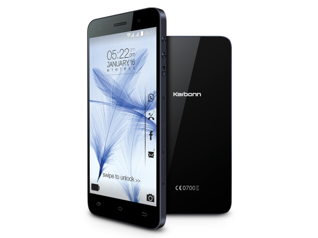 Karbonn Titanium Mach Two S360 With 5-Inch Display Launched at Rs. 10,490