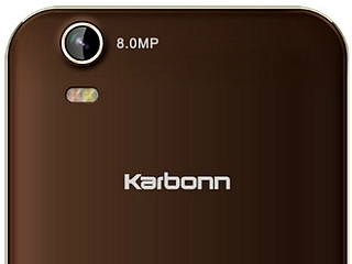 Karbonn Titanium S200 HD With 8-Megapixel Camera Launched at Rs. 4,999