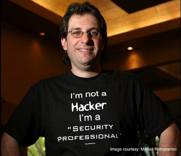 Notorious hacker Kevin Mitnick now helping keep elections secure