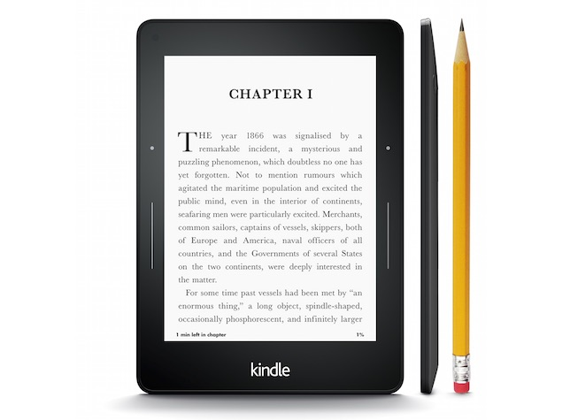 Kindle Voyage to Launch in India at Rs. 16,499