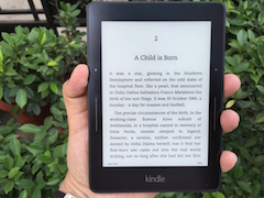 Amazon Kindle Voyage Review: The Rolls-Royce of Ebook Readers