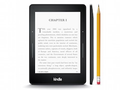 Amazon Kindle Voyage Ebook Reader Launched in India