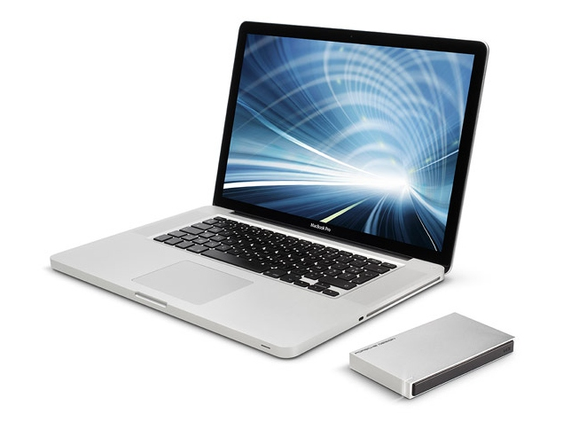 LaCie Porsche Design Mobile Drive With USB-C Port Launched for New MacBook