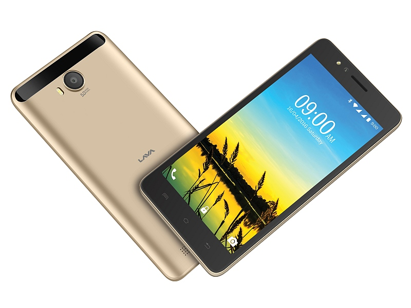 Lava A79 With 5.5-Inch Display Launched at Rs. 5,699