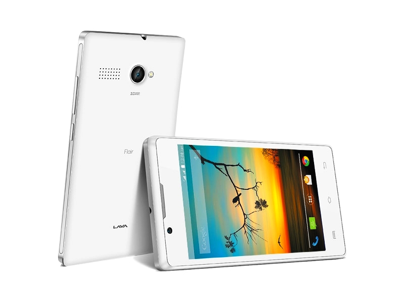 Lava Flair P1i With 3G Support Launched at Rs. 3,299