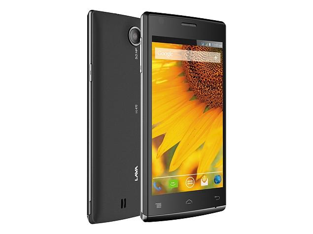 Lava Iris 470 and Iris 350 Dual-SIM Smartphones Available Online in India