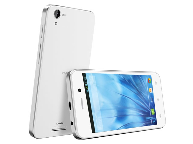 Lava Iris X1 Atom S With 3G Support, 4-Inch Display Launched at Rs. 4,149