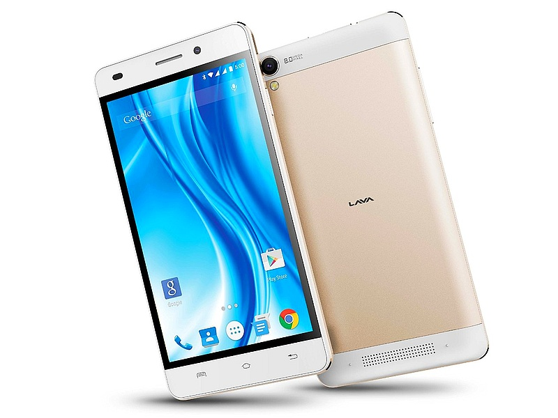 Lava X3 With 5-Inch Display, 2GB of RAM Available Online at Rs. 6,499