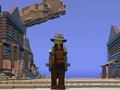 Minecraft Now Has Competition With Lego Worlds