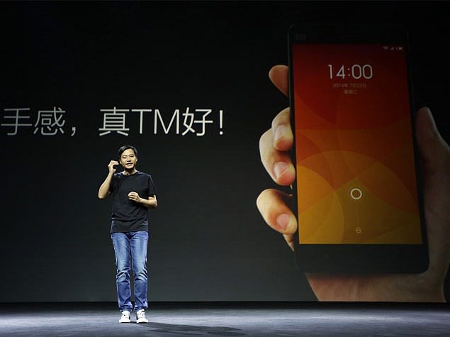 Xiaomi Hoping Mi 4 Smartphone Can Take on Apple's iPhone