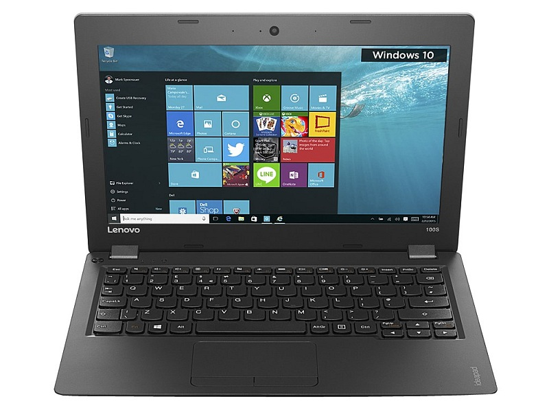 Lenovo IdeaPad 100S Windows 10 Laptop Launched at Rs. 14,999