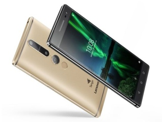 Lenovo Phab 2 Pro 'Tango' Smartphone With 4 Cameras, 6.4-Inch Display Launched