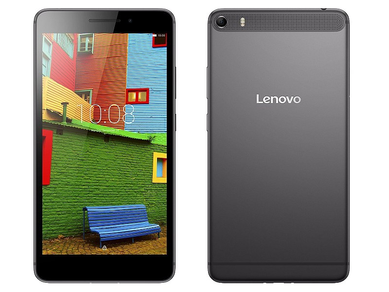 Lenovo Phab Plus With 6.8-Inch Display Launched at Rs. 20,990