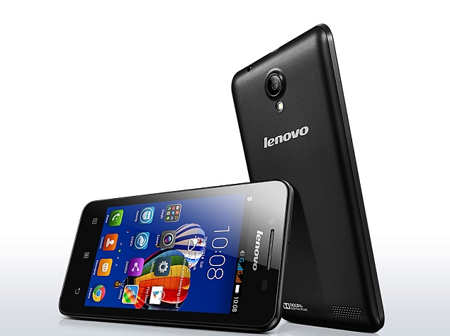 Lenovo RocStar (A319) Music-Focused Smartphone Launched at Rs. 6,499