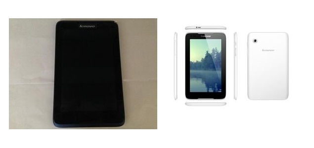 Lenovo A3300 and A3500 budget Android tablets spotted at Bluetooth SIG