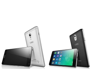 Lenovo Vibe P1, Vibe P1m With Big Batteries Launched: India Price and Specifications