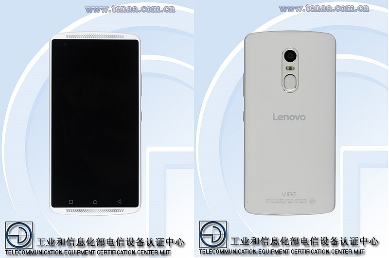 Lenovo Vibe X3 With 21-Megapixel Camera, Snapdragon 808 SoC Spotted
