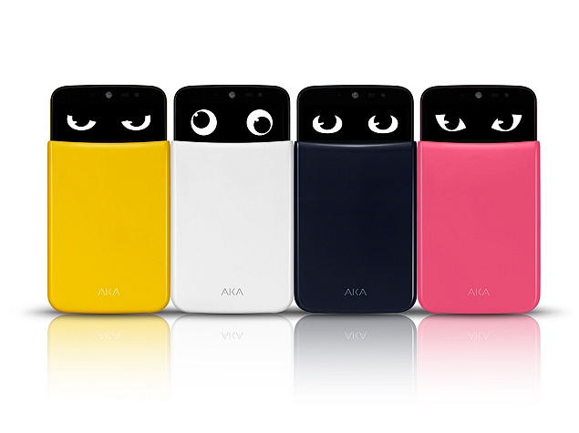 LG AKA With Android 4.4 KitKat and Mood Cases Launched
