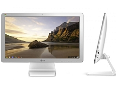 LG Chromebase All-In-One PC With Chrome OS Launched at Rs. 32,000