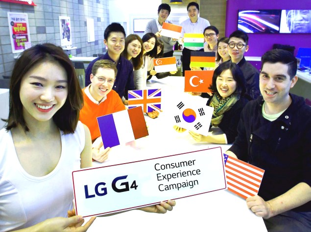 LG G4 to Be Given to 4,000 Users for Feedback Ahead of Launch