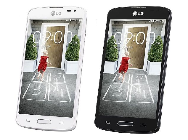 LG F70 With 4G LTE Connectivity Listed on Company Site for Rs. 19,500