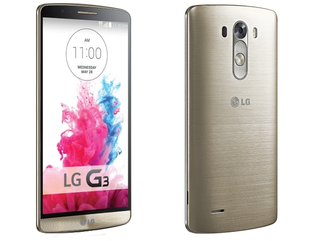 LG G3 With 5.5-Inch Quad-HD Display, Laser Autofocus Camera Launched