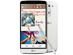 LG G3 Stylus With 5.5-Inch qHD Display Launched at Rs. 21,500