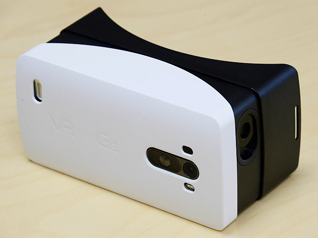 LG Partners Google to Launch Free VR for G3 Headset