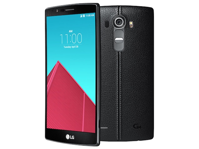 LG G4 With Leather Finish, Quad HD Display, Snapdragon 808 Announced