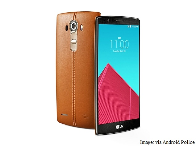 LG G4 Specifications Detailed Ahead of Tuesday's Launch