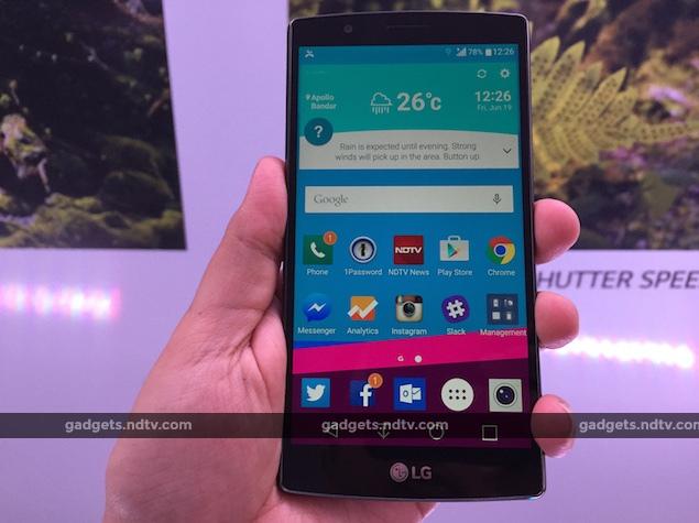 LG G4 Review: Close, but No Cigar