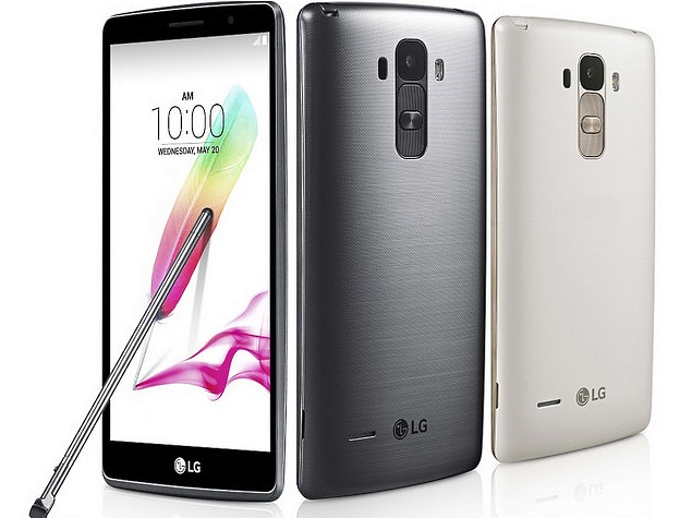 LG G4 Stylus With 5.7-Inch Display Launched at Rs. 24,990