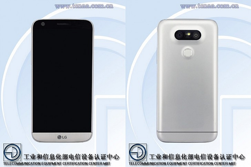 LG G5 'Lite' Variant Hits Certification Site With Images, Specifications
