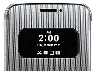 LG G5 Quick Cover Unveiled Ahead of Smartphone's MWC 2016 Launch