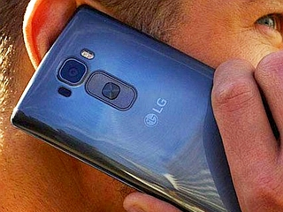 LG Class Metal-Clad Smartphone Leaked in Live Images